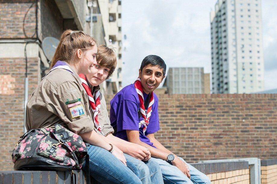 Why there's a bright future for Scouting