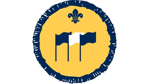International Activity Badge