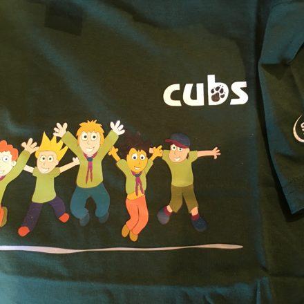 Cub Characters Tshirt