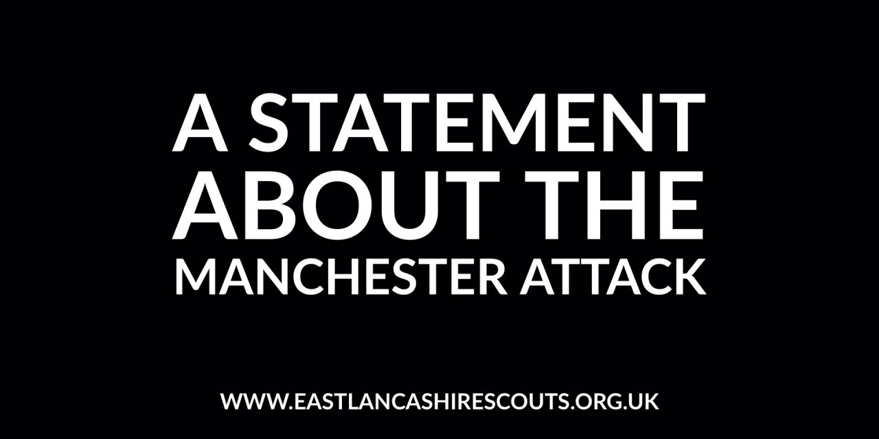 A Statement About The Manchester Attack