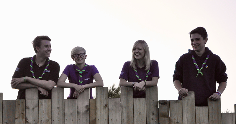 East Lancashire Scouts announce the appointment of two Deputy Youth Commissioners to ensure life-changing adventure
