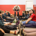 Five ice breaker activities to start off a new year at Scouts