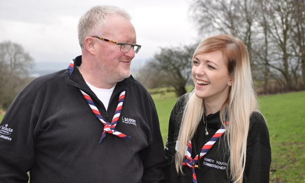 Searching for a new County Youth Commissioner